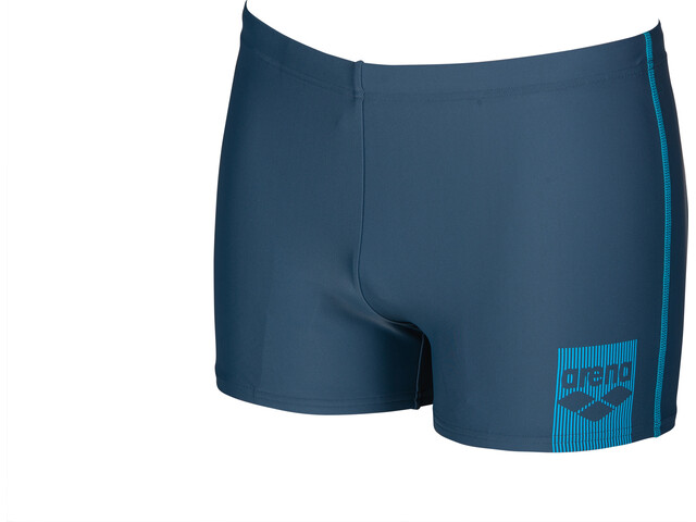 arena Basics Shorts Men shark/turquoise